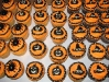 halloween decorated cupcakes