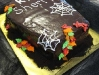 sculpted halloween cakes